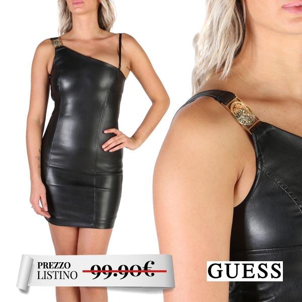 Guess abito donna - Guess abito donna con chiusura a zip nella parte posteriore.