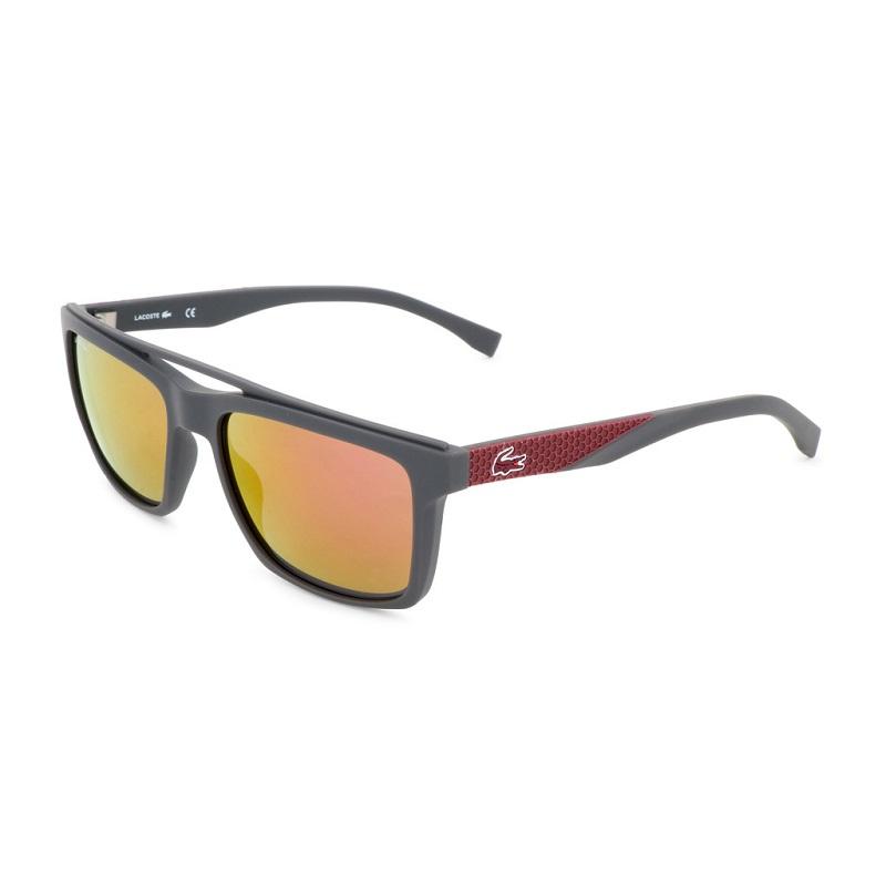 Lacoste occhiali da sole unisex - Lacoste occhiali da sole unisex. La montatura è realizzata in materiale acetato. Protezione: UV3. Custodia originale inclusa nel prezzo.