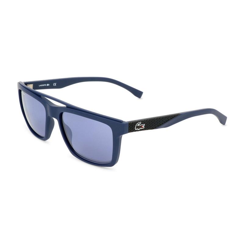 Lacoste occhiali da sole - Occhiali da sole Unisex Lacoste con montatura in acetato. Diametro delle lenti 55 mm.