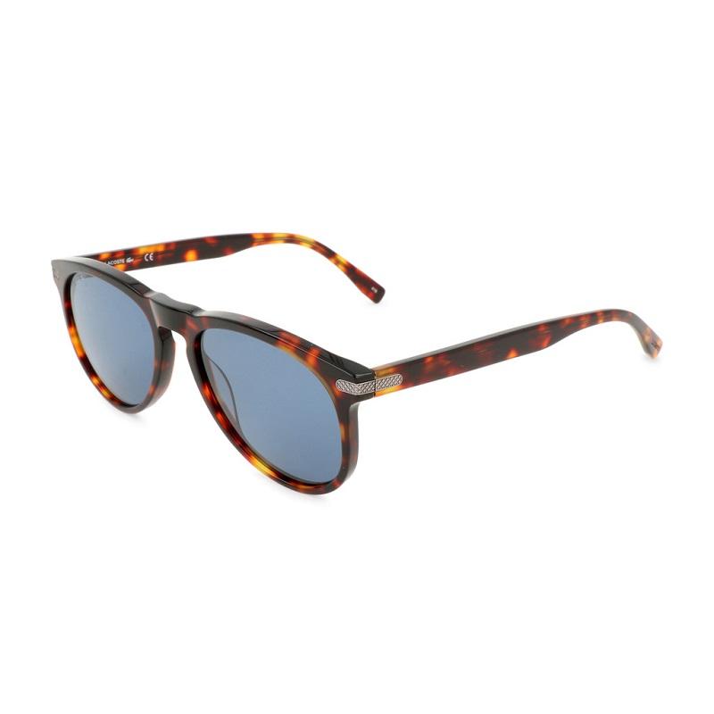 Lacoste uomo - Splendido occhiale Lacoste da uomo. Montatura in acetato. Protezione UV3. Prodotto fornito con custodia originale Lacoste.