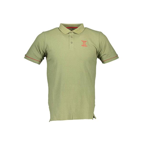 Polo Avirex Verde - Avx avirex dept polo maniche corte verde. Composizione: 100% cotone. Tre bottoni.
