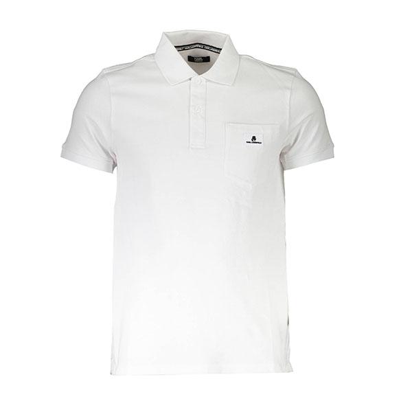 Polo Karl Lagerfeld bianca