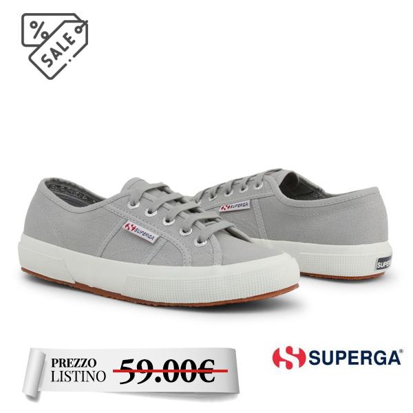 SUPERGA 2750-cotu Classic, Sneakers Unisex - SUPERGA 2750-cotu Classic, Sneakers Unisex Adulto. Tomaia ed interno in materiale tessile. Laccio in tinta scarpa